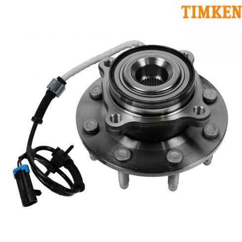 TKSHF00080-Chevy GMC Hummer Front Wheel Bearing & Hub Assembly