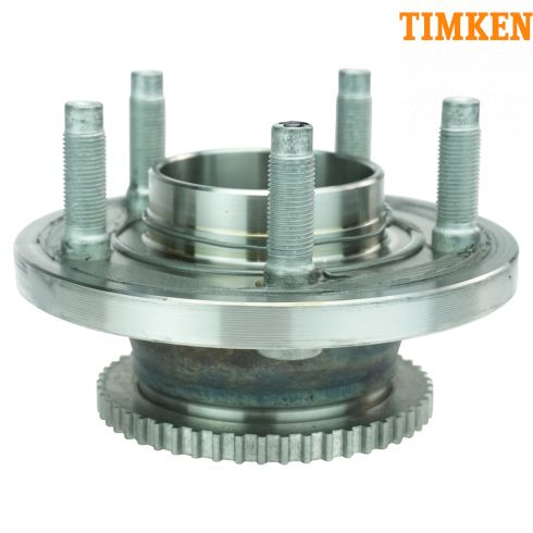 1998-02 ford lincoln mercury front wheel bearing & hub assembly timken  513202
