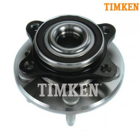 TKSHF00202-Wheel Bearing & Hub Assembly Front