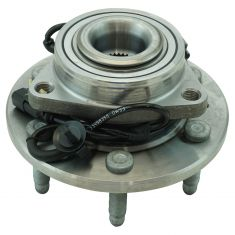 14-17 Chevy 1500 4WD Front Wheel Hub & Bearing Assembly LH = RH (Timken)