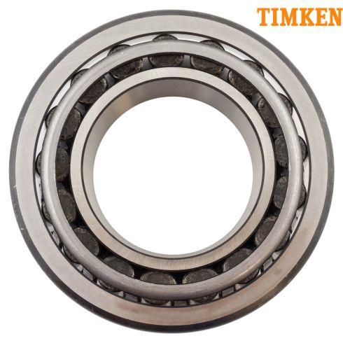 MileMateSet HM212049 / HM212011 FFSteerInner NTrailerOuter Wheel Bearing(Timken)