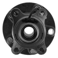 07-13 Suzuki SX4 w/AWD Rear Wheel Bearing & Hub Assy LR = RR