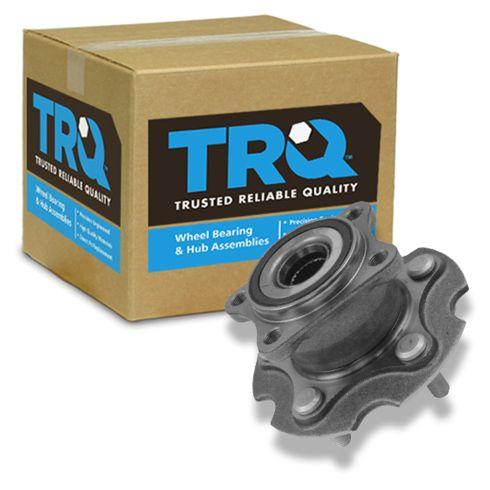 06-15 Toyota Rav4 w/AWD Rear Hub & Bearing Assy LR = RR