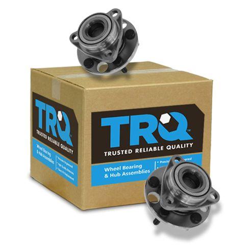 How To Replace Brake Wheel Bearing Kit 95 05 Pontiac