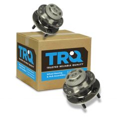 1996-04 Caravan Voyager Rear Hub Bearing Pair
