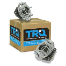 1983-02 GM Cars Rear Hub Bearing Pair