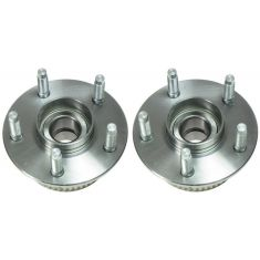 1993-06 Ford Taurus Rear Hub Bearing Pair w/ABS