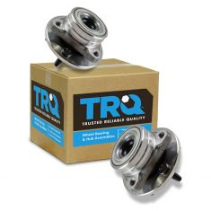 1996-06 Ford FWD Cars Front Hub Bearing Pair