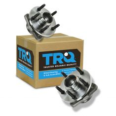 98-00 Ranger Front Hub Bearing Pair 4x4 With ABS