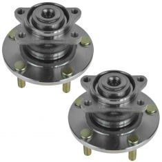 04-08 Galant w/o ABS Rear Wheel Hub & Bearing PAIR