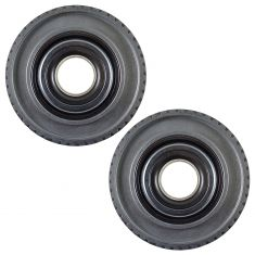 89-92 Volvo 740; 89-90 760; 89-91 780; 91-95 940; 92-94 960 w/ABS Front Wheel Bearing & Hub PAIR
