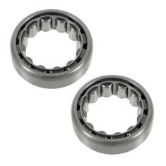86-98 Dodge Full Size w/4WD Front Axle Shaft Bearing PAIR
