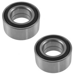 99-12 Mercedes Benz Multifit Front Wheel Hub Bearing PAIR