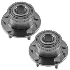 92-95 Mazda 929; 89-98 MPV FWD Front Wheel Bearing Pair
