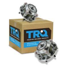 Toyota Tacoma Wheel Bearing & Hub Assembly - Front & Rear