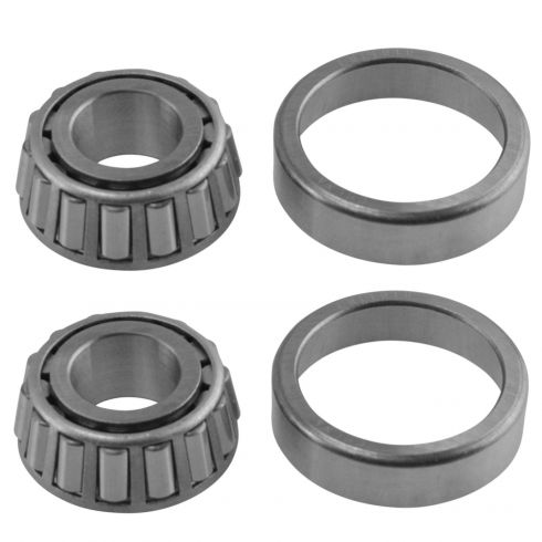 Front Outer Various Wheel Bearing & Race Pair A2
