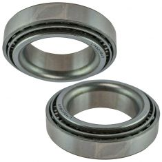Various Wheel Bearing & Race Set Rear Pair