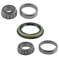 95-11 Ford Ranger; 01-05 Explorer Sport Trac Inner & Outer Wheel Bearing & Seal 3 Piece Kit