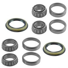 95-11 Ford Ranger; 01-05 Explorer Sport Trac Inner & Outer Wheel Bearing & Seal 6 Piece Kit