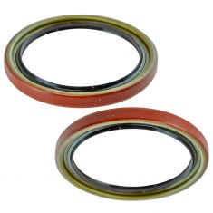 91-03 S10 2wd Front Wheel Seal Pair