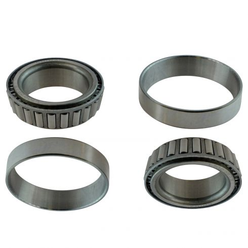Toyto Ford Kia Wheel Bearing & Race Set Pair