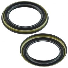 93-01 Nissan Altima Front Wheel Seal Pair