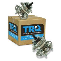 10-16 Prius Rear Wheel Bearing & Hub Assembly Pair