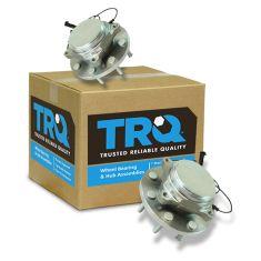12 1500, 12-15 2500, 12-15 3500, Front Wheel Bearing & Hub PAIR