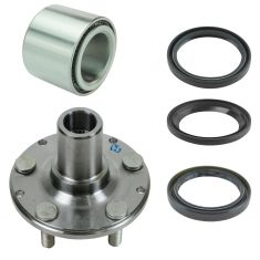 98-08 Forester, 99-07 Inpreza, 90-99 Legacy, Rear LH or RH Hub,bearing & seal kit