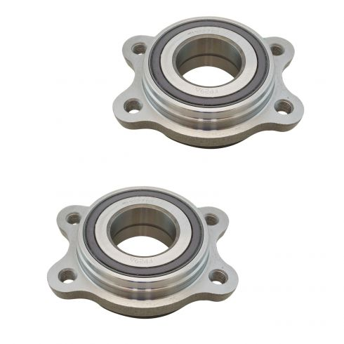 06-11 Audi A6 Front Wheel Bearing Module Pair
