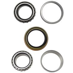 Ford HD Multifit Front Inner & Outer Wheel Bearings with Seal LH or RH