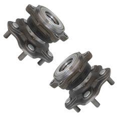 03-06 INFINITI-G35; 03-09 NISSAN-350Z Rear Wheel Hub Assembly Pair (Ball)