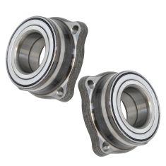 Wheel Bearing G2 Ball bearing with ABS Sensor Pair