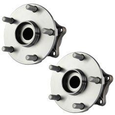 Wheel Bearing & Hub Assembly Set