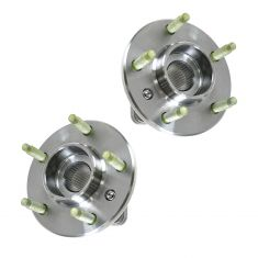 01-11 GM Multifit Front Hub & Wheel Bearing Assy PAIR  (AC DELCO)