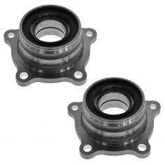 01-11 Toyota Sequoia (2WD or 4WD) Rear Hub Wheel Bearing PAIR (Timken)