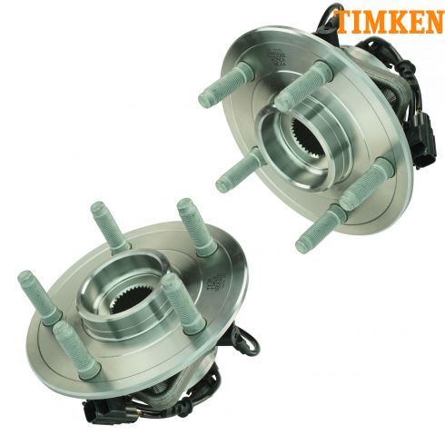 Timken SP500100 Axle Bearing and Hub Assembly