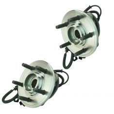 06-10 Ford Explorer; 07-10 Sport Trac; 06-10 Mountaineer Front Hub & Bearing PAIR (Timken)