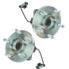 04-10 GM FWD Mid Size Multifit Front Hub & Wheel Bearing w/ABS PAIR (Timken)