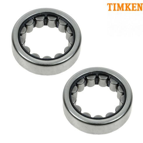 86-98 Dodge Full Size w/4WD Front Axle Shaft Bearing PAIR (Timken)