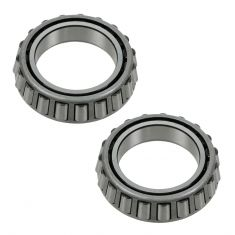 80-91 GM Full Size R25, R30, V25, V30; 80-99 Suburban 2500 Rear Wheel Inner Bearing PAIR (Timken)