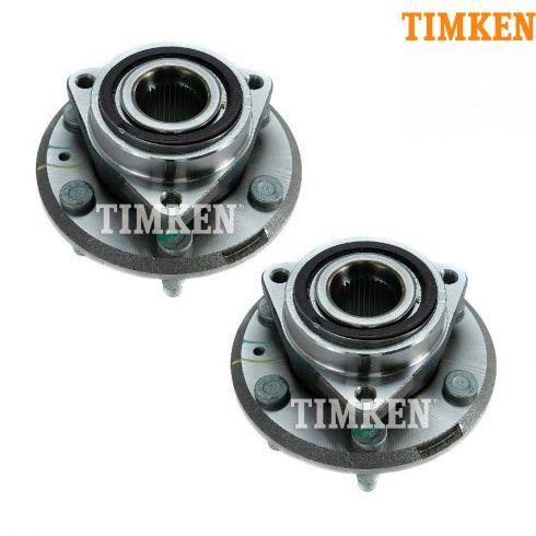 Timken HA590227 Front Wheel Bearing and Hub Assembly