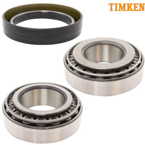 MileMateSet HM212049 / HM212011 Inner & MileMate Set 3782 / 3720 Outer FF Steer Bearing & Seal Kit