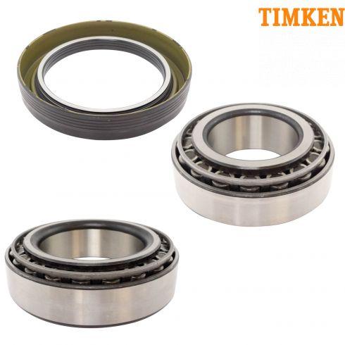 MileMateSet HM212049,  HM212011, HM218248, HM218210 Inner & Outer N Trailer Bearing & Seal Kit