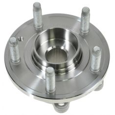 09-11 Ford Flex, Lincoln MKS; 10-11 MKT, Taurus REAR Wheel Bearing & Hub LH = RH (MOTORCRAFT)