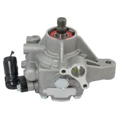 07-12 RDX; 02-06 RSX; 06-08 TSX; 06-07 Accord 2.4L; 02-11 CR-V; 06-11 Element Power Steering Pump