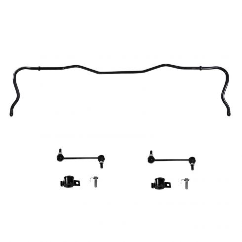 97-09 Buick; 00-13 Chevy; 98-02 Intrigue; 97-01 Grand Prix Rear Sway Bar w/Install Kit