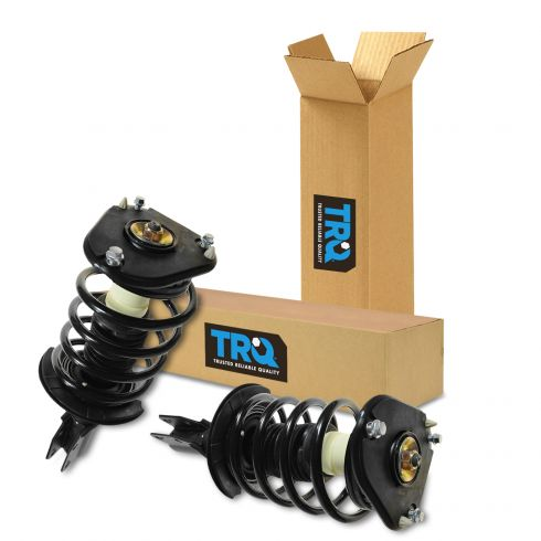 Suspension Strut and Coil Spring Assembly-Sedan Front Monroe 171685