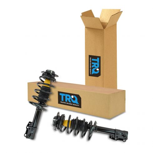 Fit 04-12 Chevy Malibu 05-10 Pontiac G6  Front Shock Struts Left Right Pair for