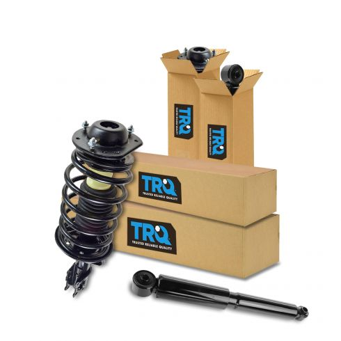 05-10 Cobalt; 06-10 HHR; 07-09 G5 Front & Rear Strut & Spring & Shock Absorber Kit (Set of 4)